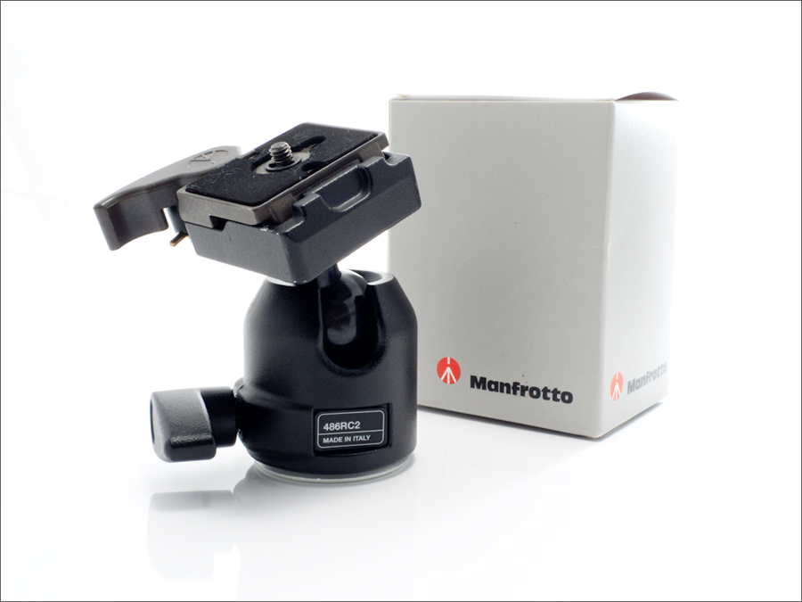 Manfrotto 486RC2 gömbfej